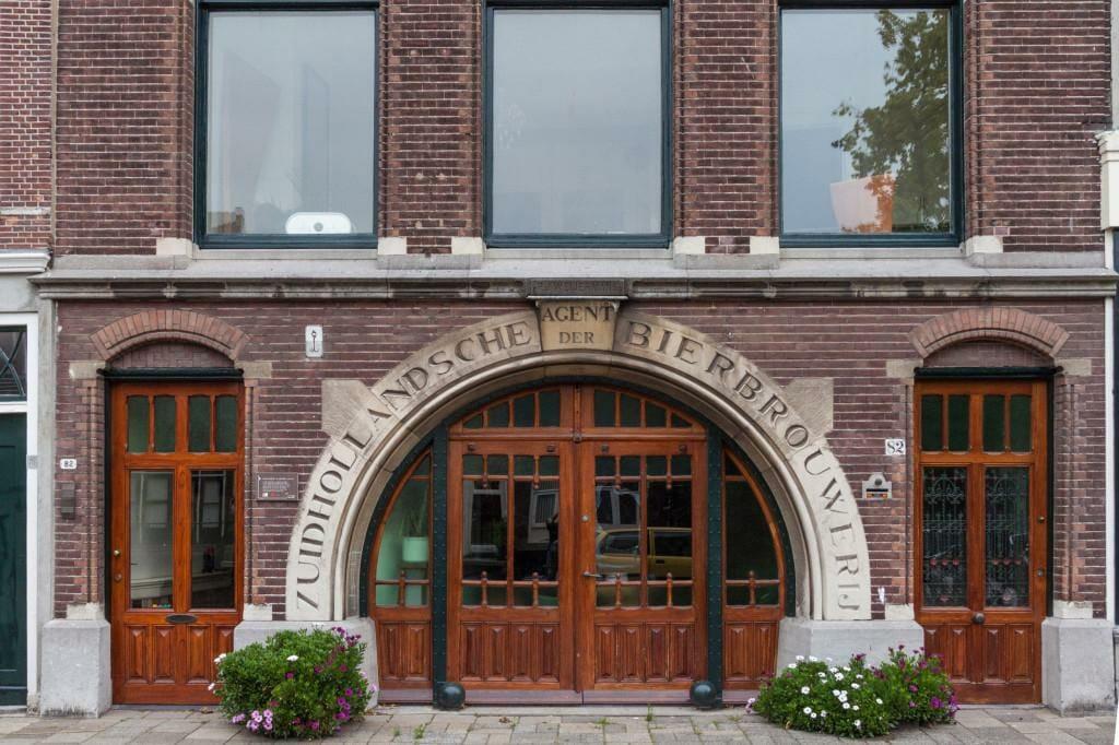 Depot Zuidhollandsche Bierbrouwerij – 1894