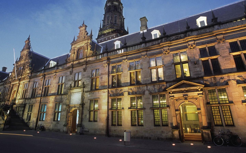 Stadhuis Leiden – 1596