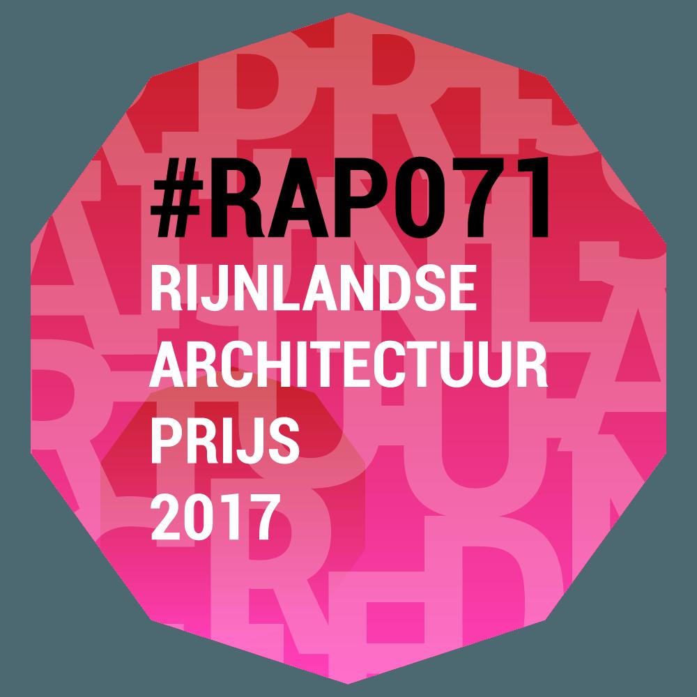 Rijnlandse Architectuur Prijs (2017)