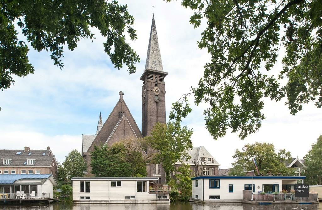 St. Josephkerk – 1924