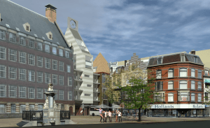 Stad Huis - Accu Architecten (winnaar 071 Nieuwe Parels Ontwerpwedstrijd)