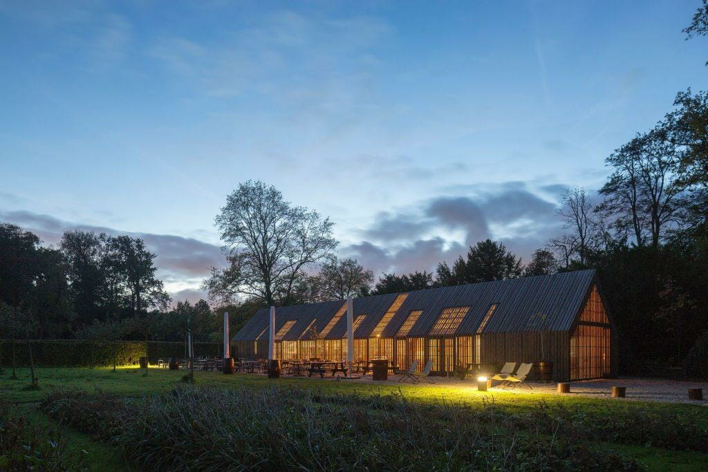 70F Architecture - Hof van Duivenvoorde (Foto Luuk Kramer)