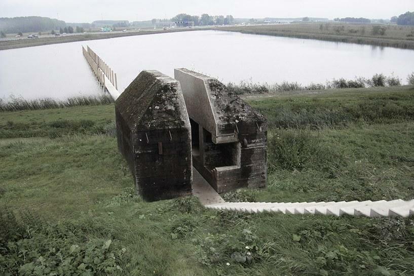 Bunker 599, RAAAF - Atelier de Lyon - Foto Allard Bovenberg