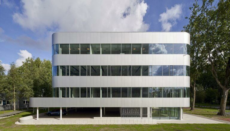 Popma & ter Steege Architecten - Nucleus Building