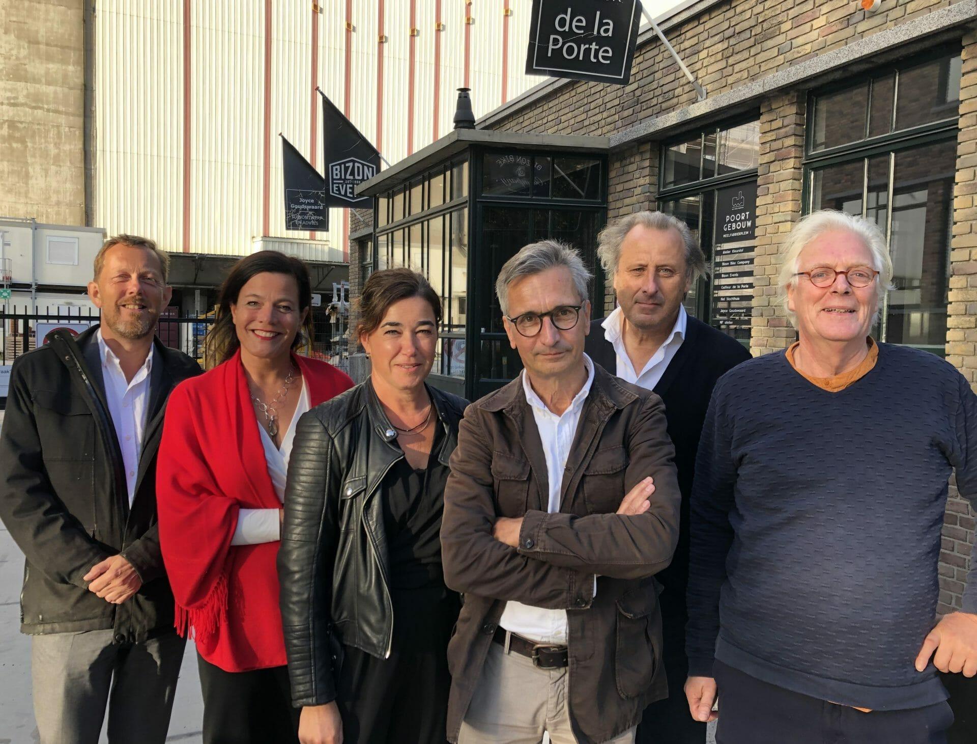 Ontmoet de jury van de Architectuur Prijs