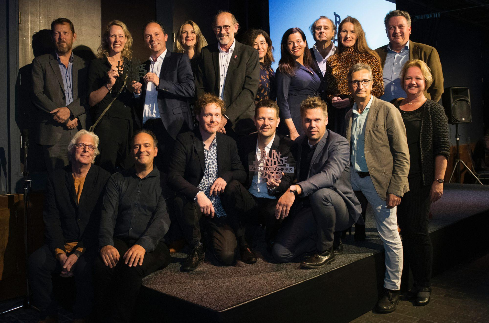 Naturalis wint Rijnlandse Architectuur Prijs 2019